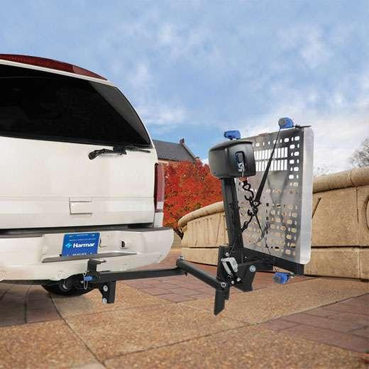 AL500 Platform Power Wheelchair Lift