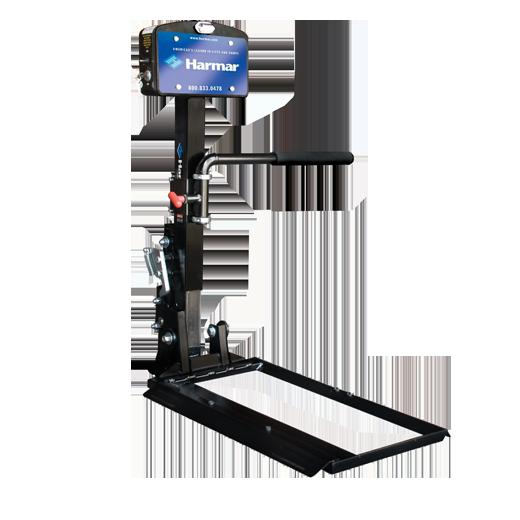 AL580 - Next Generation Power Wheelchair Lift