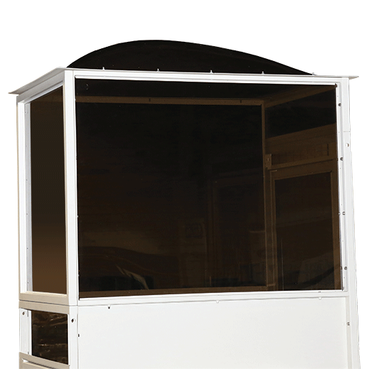 Harmar's Optional Dome
