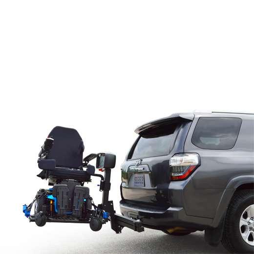 AL580-HDX Power Wheelchair Lift